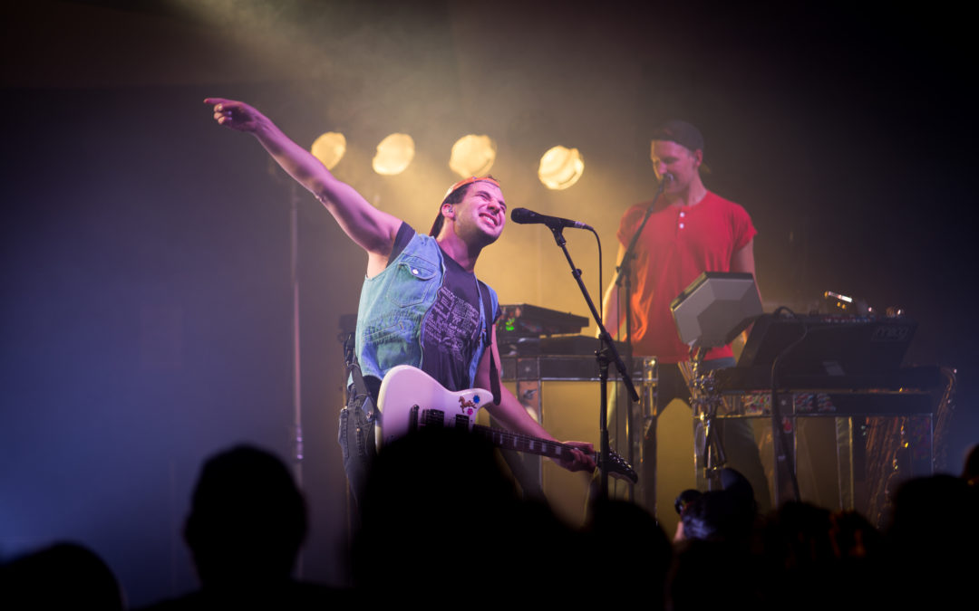 Bleachers Show Turns It Up To 11 | Tulsa Concert Review