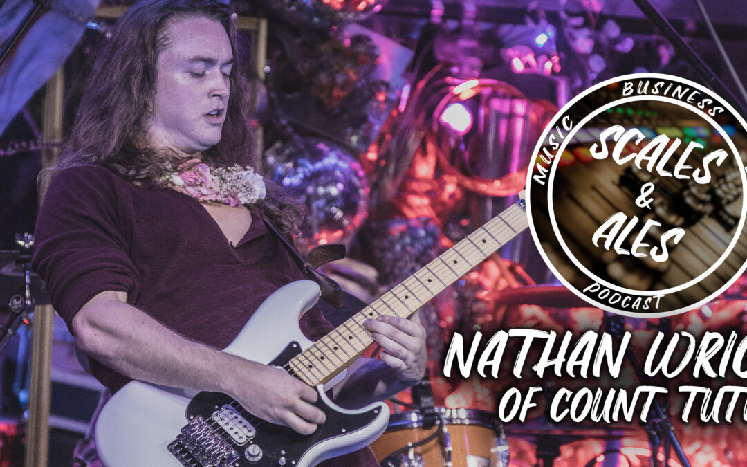 Nathan Wright of Count Tutu  – Singer, Songwriter, and Groove Machine | Tulsa Podcast