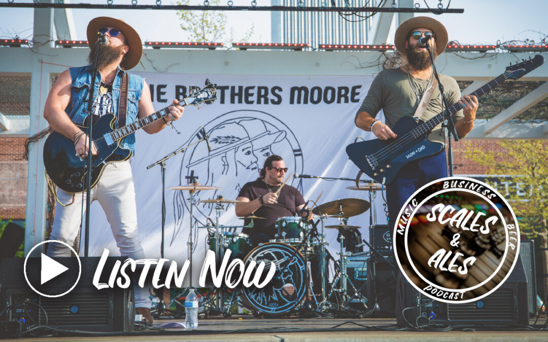 Indie Rock Band The Brothers Moore Talks Band History, Musician Tips, & Tulsa | Tulsa Podcast